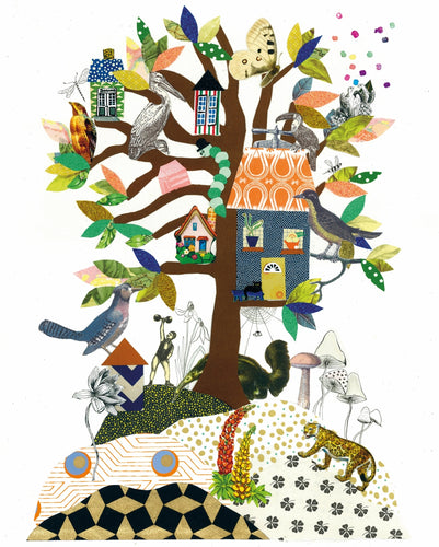FAMILY TREE PLAKAT