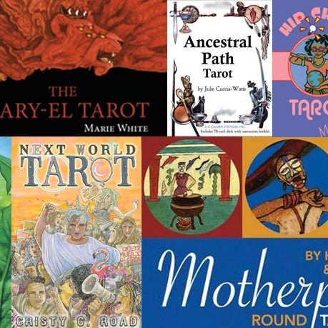 Diverse Tarot Decks – A holistic approach to universal Archetypes.