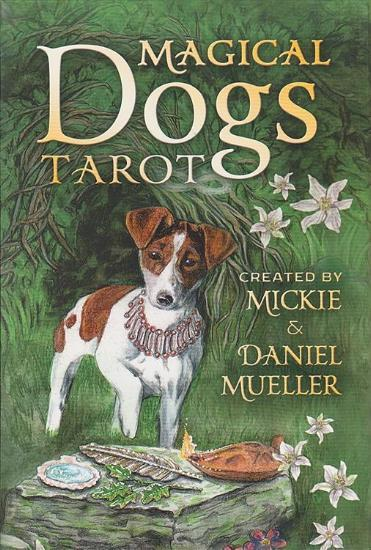 Magical Dogs Tarot Tarot Deck