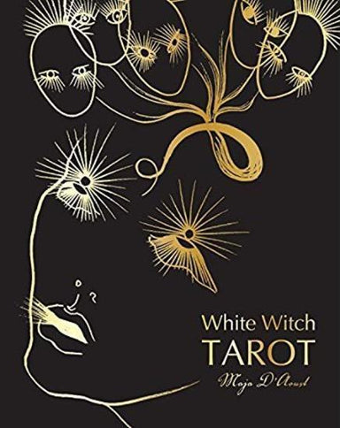 White Witch Tarot Tarot Deck
