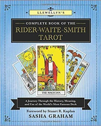 Complete Book of the Rider-Waite-Smith Tarot Book