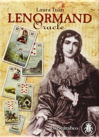 Lenormand Oracle Lenormand Deck