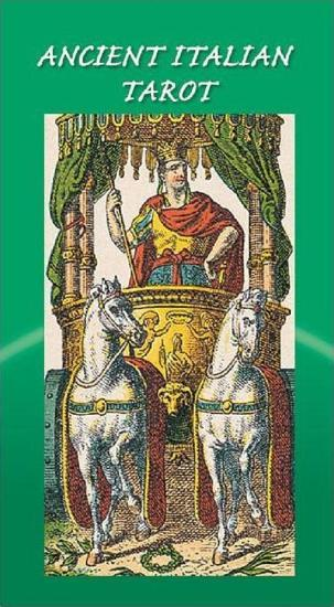 Ancient Italian Tarot Tarot Deck