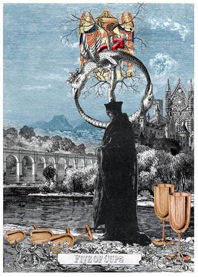 The Alchemical Visions Tarot Tarot Kit