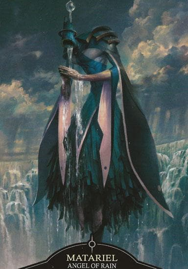 Angelarium Oracle of Emanations Oracle Deck