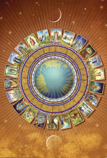 Angel Wisdom Tarot Tarot Kit