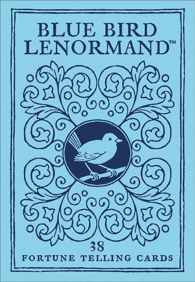 Blue Bird Lenormand™ Lenormand Deck