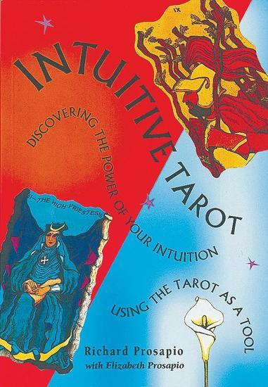 Intuitive Tarot Book Book