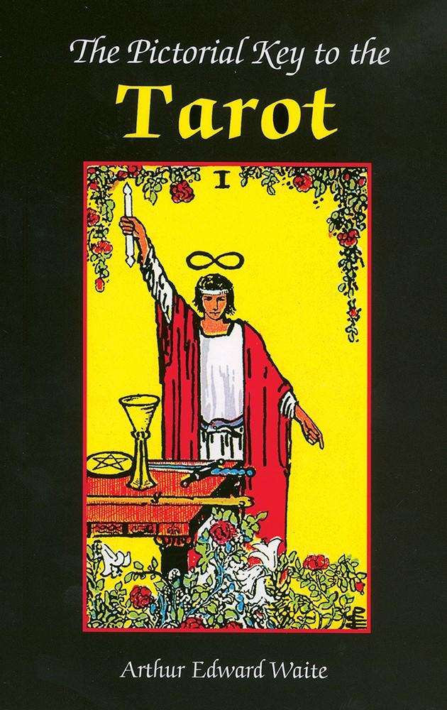 The Pictorial Key to the Tarot Book Book