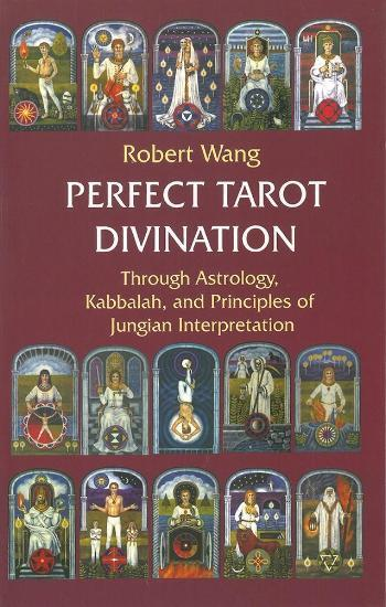 Perfect Tarot Divination Book Book