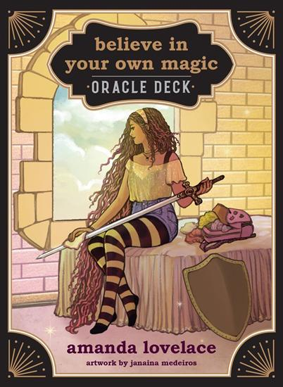 Believe in Your Own Magic Oracle Deck Oracle Kit