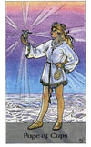 The Robin Wood Tarot Tarot Deck