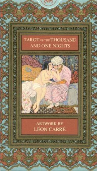 Tarot of the Thousand and One Nights Tarot Deck