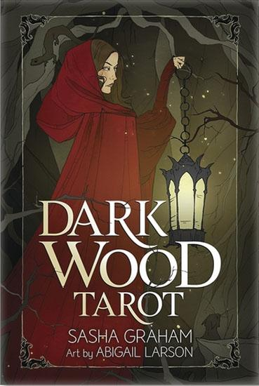 Dark Wood Tarot Tarot Kit