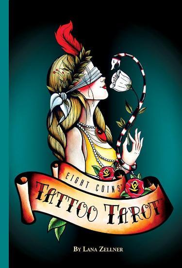 Eight Coins' Tattoo Tarot Tarot Deck
