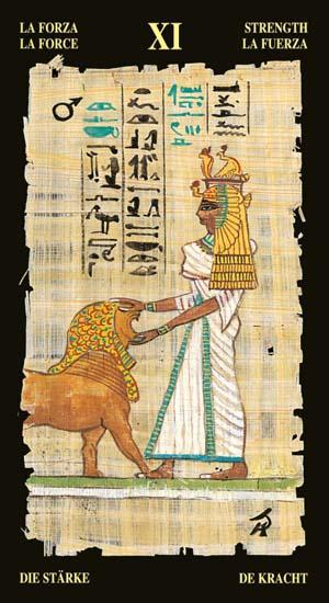 Egyptian Tarot Tarot Deck