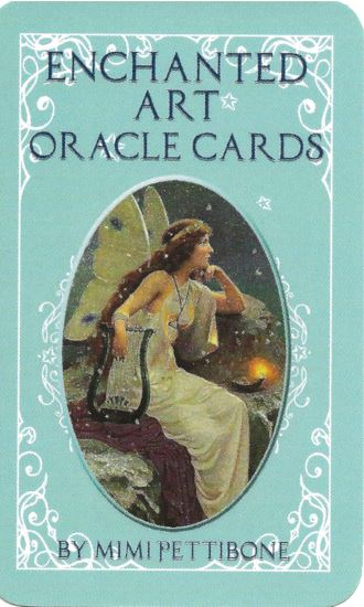 Enchanted Art Oracle Cards Oracle Deck