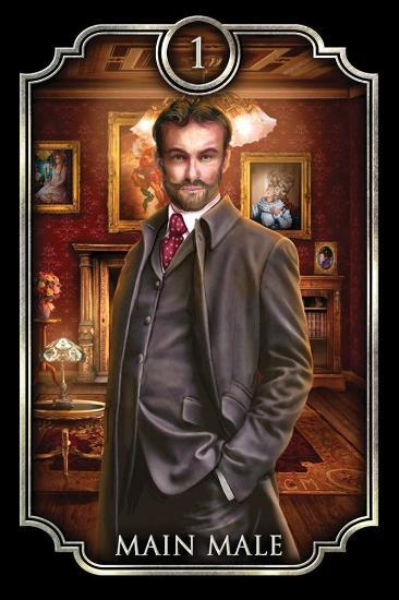 Fin de Siecle Kipper Lenormand Deck