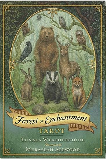 Forest of Enchantment Tarot Tarot Kit