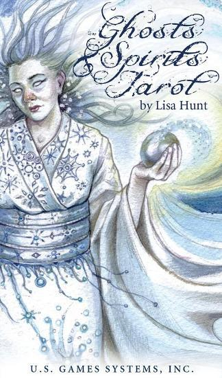 Ghosts and Spirits Tarot Deck Tarot Deck