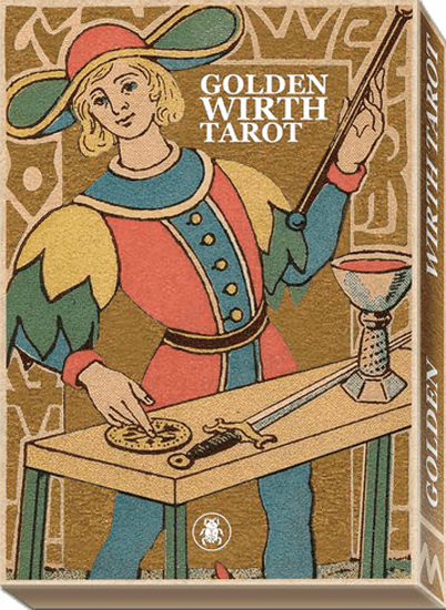 Golden Wirth Tarot Grand Trumps Tarot Deck