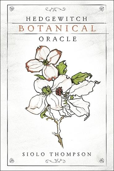 Hedgewitch Botanical Oracle Oracle Kit