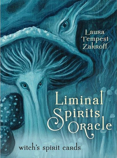Liminal Spirits Oracle Oracle Kit