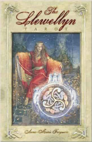 The Llewellyn Tarot Tarot Kit