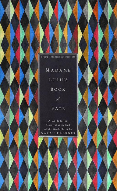 MADAM LULU'S BOOK of FATE Book