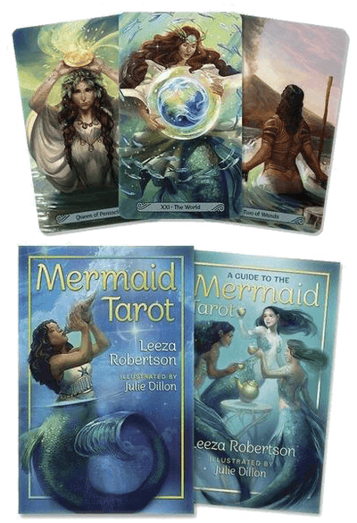 Mermaid Tarot Tarot Kit