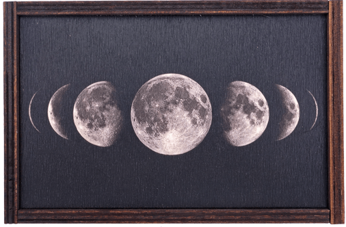 Moon Phase Tarot Box box