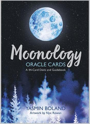 Moonology Oracle Oracle Deck