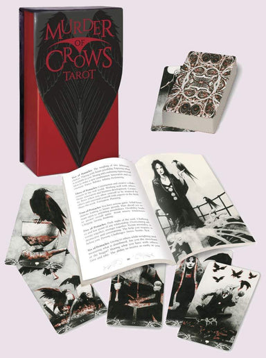 Murder of Crows Tarot deluxe limited-edition Tarot Deck