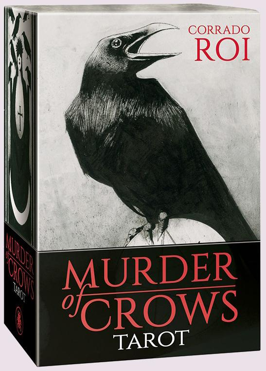 Murder of Crows Tarot Tarot Deck