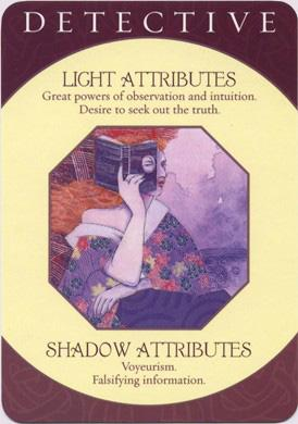Archetype Cards by Caroline Myss Oracle Deck