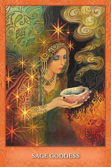 Mystic Sisters Oracle Oracle Deck
