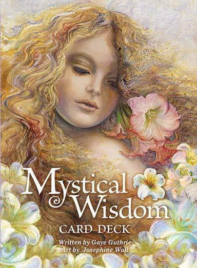 Mystical Wisdom Card Deck Tarot Kit