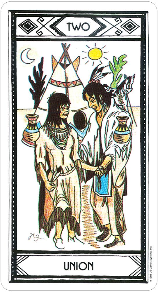 Native American Tarot Deck Tarot Deck