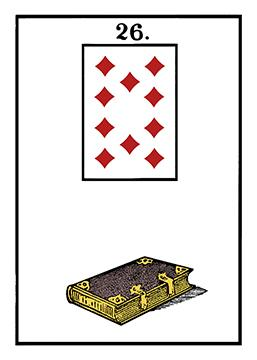 The New York Lenormand - 2 deck set Lenormand Deck