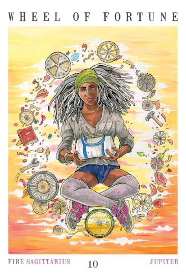 Next World Tarot: Deck and Guidebook Tarot Kit