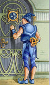 Tarot of the 78 Doors Tarot Deck