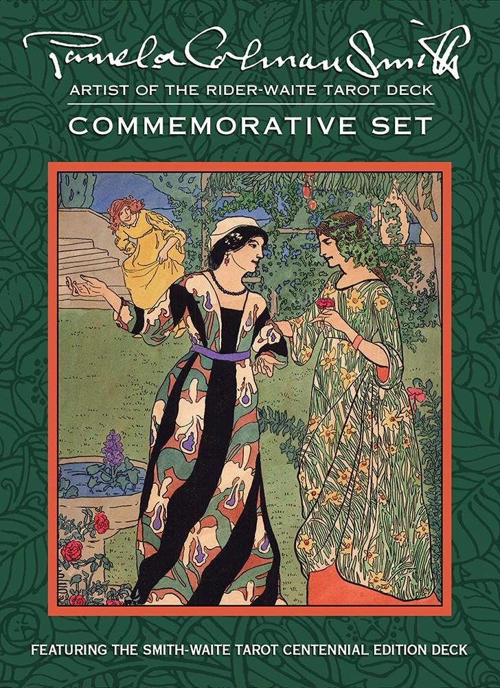 The Pamela Colman Smith Commemorative Set Tarot Kit