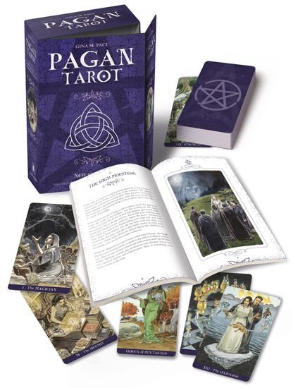 Pagan Tarot Kit Tarot Kit