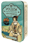 Pixie's Astounding Lenormand in a Tin Lenormand Deck