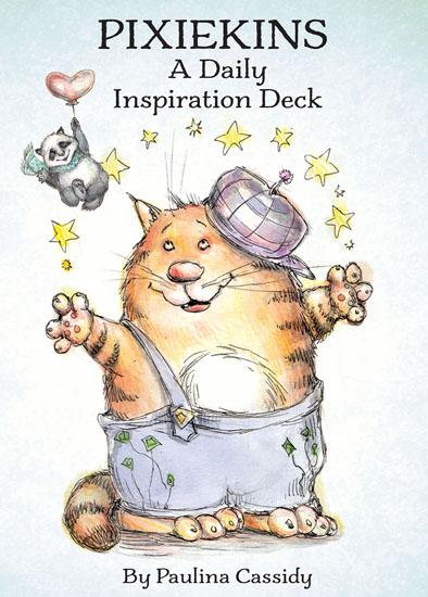 Pixiekins Inspiration Deck Oracle Deck