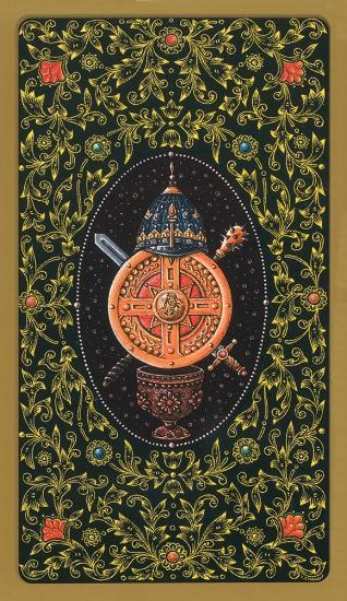 Russian Tarot of St. Petersburg Deck Tarot Deck