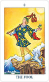 Radiant Rider-Waite in a Tin Tarot Deck
