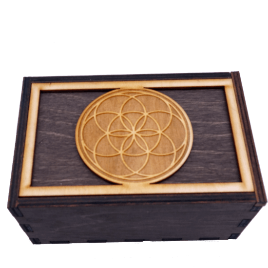 Seed of Life Tarot Box Box