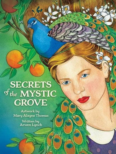 Secrets of the Mystic Grove Oracle Deck