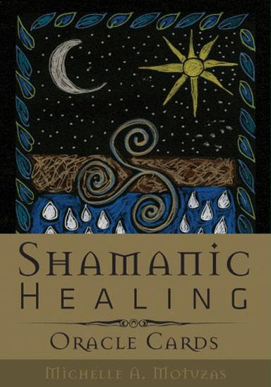 Shamanic Healing Oracle Cards Oracle Kit